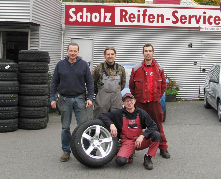 Reifen Scholz Unna Team